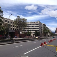 Photo taken at Pontificia Universidad Javeriana by Danny I. on 7/20/2012