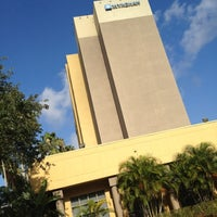 Photo taken at Wyndham Tampa Westshore by Lori B. on 5/6/2012