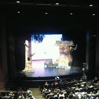 Photo taken at Booth Tarkington Civic Theatre by Randal V. on 6/16/2012