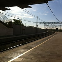 Photo taken at RENFE Cornellà by Gatnegre b. on 5/5/2012