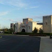 Photo taken at Medieval Times Dinner & Tournament by Ray A. on 3/15/2012