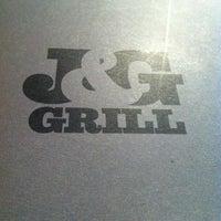 Photo taken at J&G Grill by Cüçûÿ on 3/6/2012