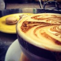 Photo taken at Duboce Park Cafe by Zach C. on 6/17/2012