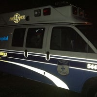 Photo taken at St. Francis EMS Station 1 by Dana B. on 6/18/2011