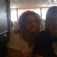 Photo taken at Flakowitz Bagel Inn by Savanna M. on 8/18/2011