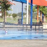 Photo taken at McAllen Water Park by Melissa on 7/2/2012