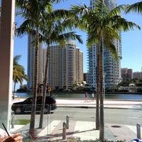 Photo taken at Chophouse Miami by Spiros B. on 2/17/2012