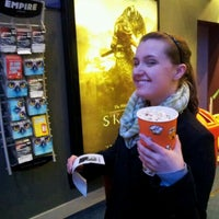 Photo taken at Empire Cinema by Manu E. on 1/8/2012
