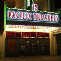 Photo taken at Pacific Theaters Culver Stadium 12 by Floyd T. on 11/23/2011
