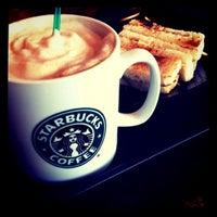 Photo taken at Starbucks by Amanda K. on 4/13/2011