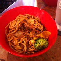 Photo taken at Genghis Grill by Heather S. on 6/2/2012