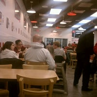 Photo taken at Five Guys by Tony D. on 12/17/2011