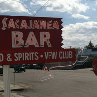 Photo taken at Sacajawea Hotel by Maisie S. on 4/21/2012