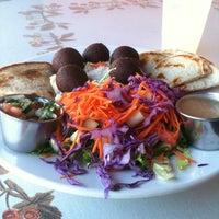 Photo taken at Lulu's Cafe by Michael V. on 6/16/2011
