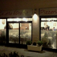 Photo taken at Al Galletto D'oro by Giovanna D. on 12/11/2011