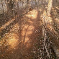 Photo taken at Loch Raven Trail by Christopher D. on 3/17/2012