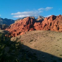 Photo taken at Red Rock Canyon National Conservation Area by Giselle N. on 11/7/2011