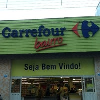 Photo taken at Carrefour by Vinicera . on 7/28/2012