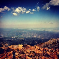 Photo taken at Pikes Peak by Leith S. on 8/25/2012