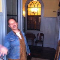 Photo taken at Lyric Hall Antiques & Conservation by Jack N. on 4/13/2012