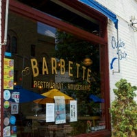 Photo taken at Barbette by Stacey P. on 7/13/2012