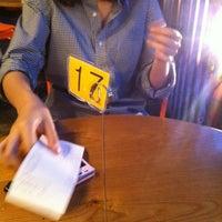 Photo taken at daily coffee 121 by Eun Ji L. on 6/12/2012