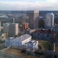 Photo taken at Richmond City Hall by David B. on 2/22/2012