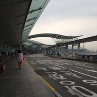 Photo taken at Incheon International Airport (ICN) by Jeongwook C. on 5/29/2012