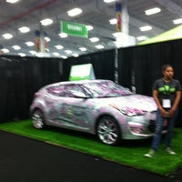 Photo taken at 2012 Bike Expo New York by Benny W. on 5/5/2012