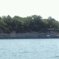 Photo taken at Tablerock Lake by Caity T. on 6/28/2012
