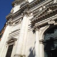 Photo taken at Chiesa di San Salvador by Sylwia K. on 7/17/2012