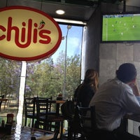 Photo taken at Chili's Alameda by Pablo E. on 4/24/2012