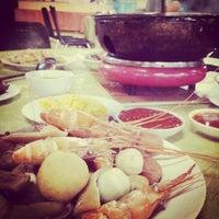 Photo taken at Restoran Nelayan by Izzati I. on 8/17/2012