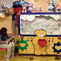 Photo taken at Build-A-Bear Workshop by Gigantor on 5/3/2012