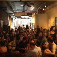 Photo taken at Cupping Room Cafe by T.H. Royce P. on 7/1/2012