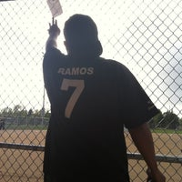 Photo taken at Converse Softball Complex by McKayla C. on 5/5/2012