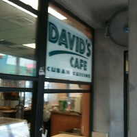 Photo taken at David's Cafe II by somejerk on 6/22/2012