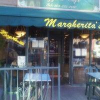 Photo taken at Margherita's by Jacqueline B. on 4/3/2012