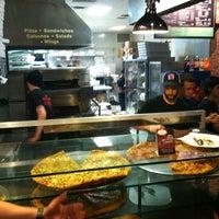Photo taken at Venezia's Pizzeria by Denisse L. on 2/11/2012
