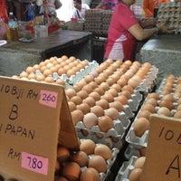 Photo taken at Pasar Chowkit by Balan P. on 8/5/2012