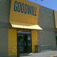 Photo taken at Goodwill by Mike T. on 5/13/2012