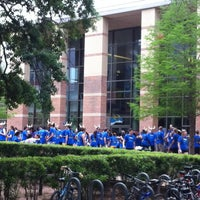 Photo taken at Hanszen College (Rice University) by Jay J. on 3/31/2012