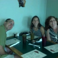Photo taken at Sarah's Empanadas by Sera L. on 5/23/2012