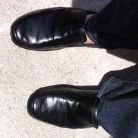 Photo taken at Prospero's Shoe Repair by Martin C. on 7/11/2012