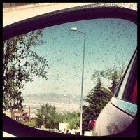 Photo taken at Bilkent 77. Yurt by Sinem G. on 4/29/2012