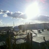 Photo taken at Gate 6 - Aeropuerto El Dorado by Jorge G. on 12/22/2011