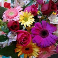 Photo taken at The Family Flower Shoppe by Sara S. on 2/15/2012