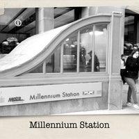 Photo taken at Millennium Station by Lara M. on 10/21/2011