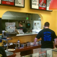 Photo taken at J & S Pizza by Gregory L. on 8/12/2011