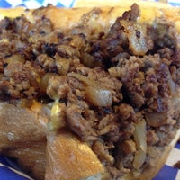 Photo taken at Granite's Famous Cheesesteaks & Wings by Jessica R. on 6/4/2012